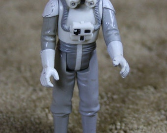 Vintage 1981 Yoda Rubber Doll Hand Puppet Star Wars 8