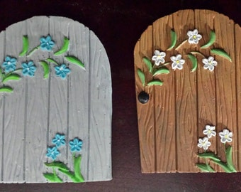 FAIRY DOOR, Gnome door, For Fairy Gardens