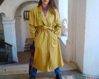 Raincoat vintage of the 80