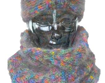 Headband & Choker multicolors