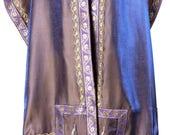 New!! Tallit Prayer Shawl set Beautiful Ateret, Tallis, Bar/Bat Mitzvah gift, Jewish wedding, Jewish prayer shawl, matching Tallit bag, OOAK