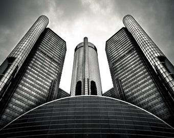 GM Building-Gotham City Detroit