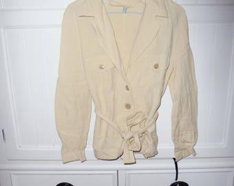 Sahara jacket size 40 en - 1980s