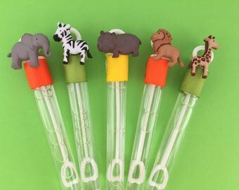 Safari Favor - Safari Party Favor, Safari Party Supplies, Jungle Babies Favor, Zoo Favor, Safari Bubble Favor