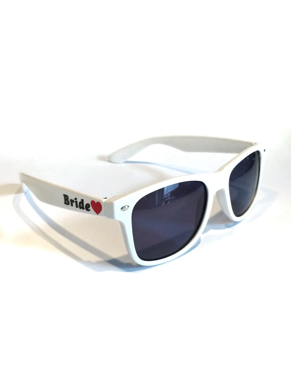 SET Wedding Sunglasses, Beach Wedding Favor, Personalized Sunglasses ...