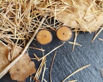 Constance Driftwood ear plug Ø 8, 7 mm