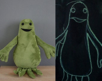 A plush of anything you want! Custom plushies made to order