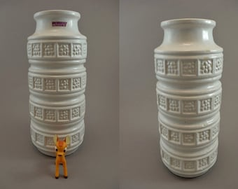 Vintage vase / Scheurich / model 268 30 / decor Alaska | West Germany | WGP | 60s