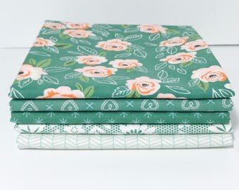 SALE!! 1 Yard Bundle Sugar Pie by Vanessa Goertzen Lella Boutique for Moda-5 Fabrics