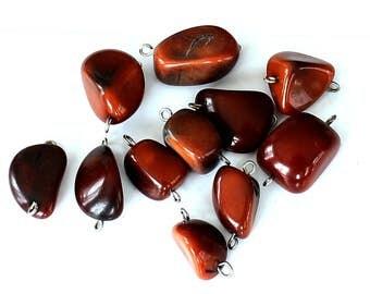 12pcs--Tagua Nut Beads, handmade, Eco-friendly (B69-2)