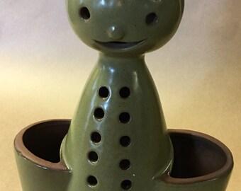 Ceramic King Vase