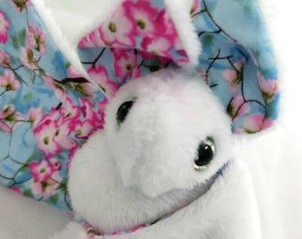 White Sakura Bat Plush -- Furrmiliars