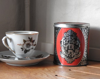 Ty-Phoo tea tin/caddy