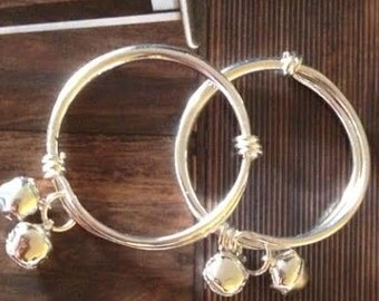 New born baby Anklet- adjustable/ships from California