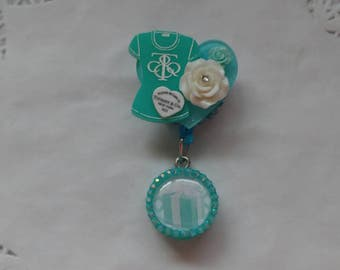 Fashion Inspired Retractable Badge Reel