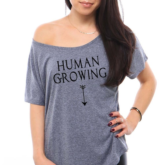 HUMAN GROWING Pregnancy Announcement Shirt Cute Gender Reveal Idea Funny T Shirts Bridal Shower Gift Pregnancy Shirt Maternity Shirt Gift