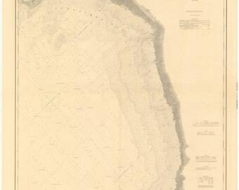 Apalachee Bay Map 1889