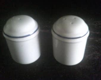 Large Salt & Pepper Shakers Australian Made