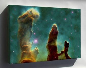 Canvas 24x36; Pillars Of Creation