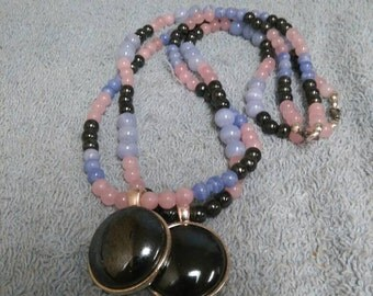 Extra Healing Secret Stone Mixture Necklace, In 20 and 22 inch lengths