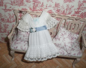 Miniature 1/12. Lady dress