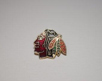 Chicago Blackhawks Vintage Pin
