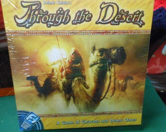 "NEW Game- ""Through the Desert"""