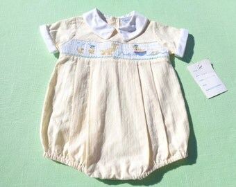 Vintage Baby Boys 39 Clothing Etsy