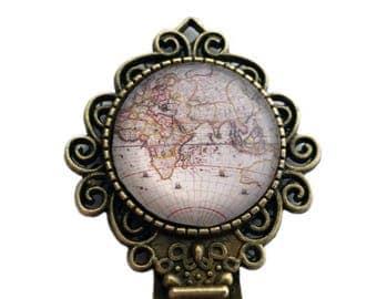 Ancient Map #1 Bookmark