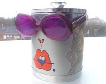 Extremely rare Peter Max Ice bucket  POP-art 1970's