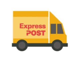 Express Postage - 1 kilo
