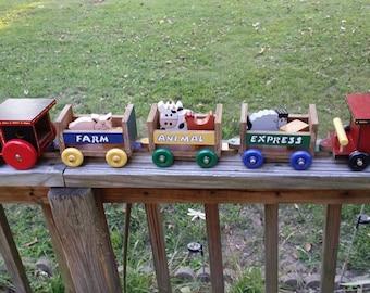 Farm Express Train