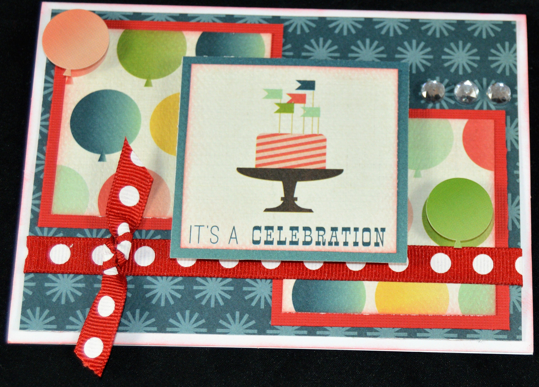 Happy Birthday Card Kit Premade Birthday Cards Handmade Card Kit – Pre Made Birthday Cards