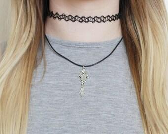 Rope pendants