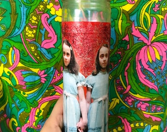 the shining twins candle