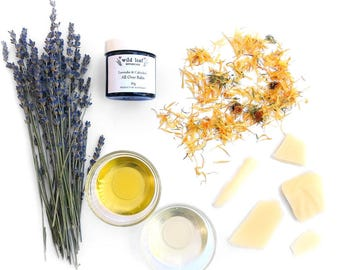 Lavender & Calendula All Over Balm