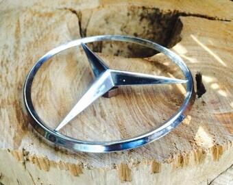 Mercedes Car Parts, Mercedes Star Emblem Grille A111 758 51 58
