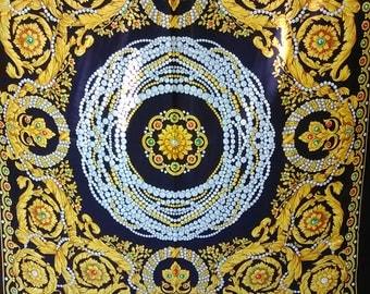80,  Beautiful Silk Scarf