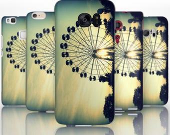 BG0100 Plastic hard case print, personalized/ custom/ personalised phone protective case big wheel