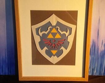 Hylian Shield from The Legend of Zelda