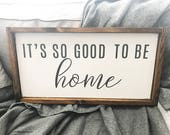 Wood Sign, Wood Signs, Wooden Sign, Housewarming Gift, Farmhouse Sign, Rustic Wall Decor, Rustic Wood Sign, Rustic Home Decor,