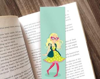 Luna - Bookmark - Quality Print