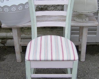 "Beech wood Chair ""Candy"""