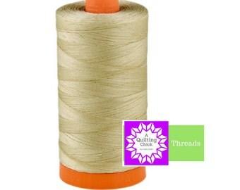 50wt Aurifil Linen 100% Cotton Mako SPOOL Thread Aurifil #MK50-2325