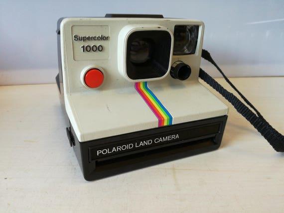 Polaroid land camera , super Color 1000