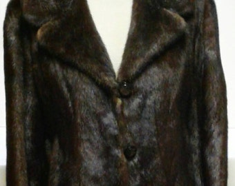 Vintage Mink Coat Final Markdown