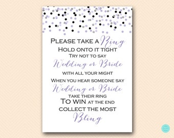 Astounding image throughout put a ring on it bridal shower game free printable