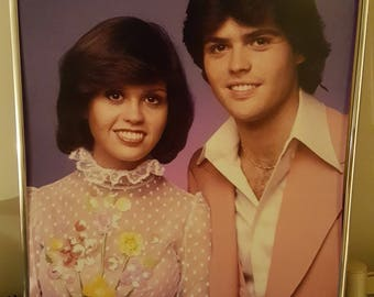 Donny and Marie Osmond Poster-NICE
