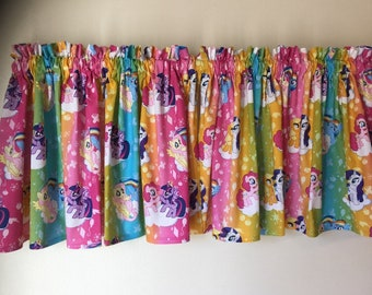 My Little Pony Window Valance