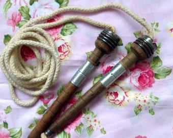 Vintage 1930's Skipping Rope